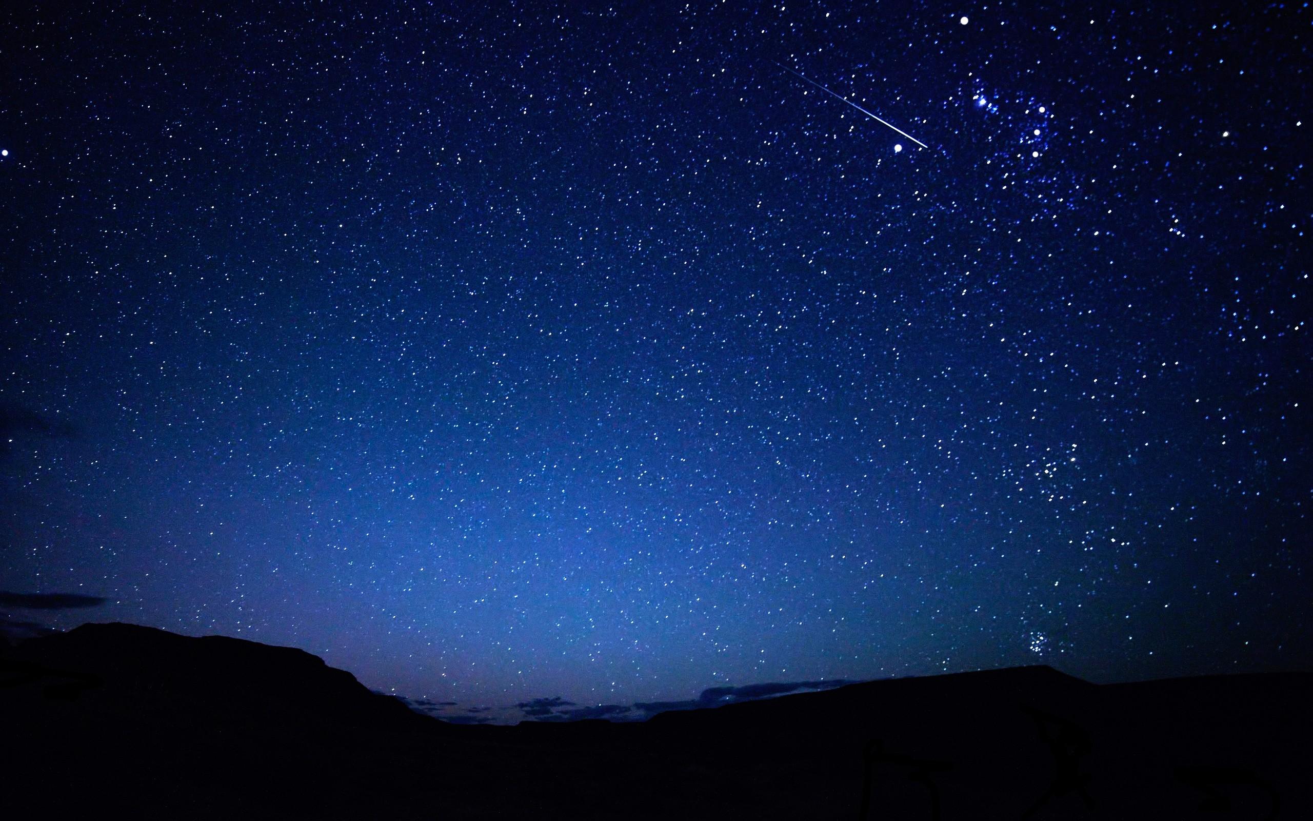 Night Sky wolpeyper