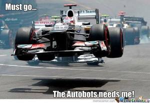 The Autobots need me
