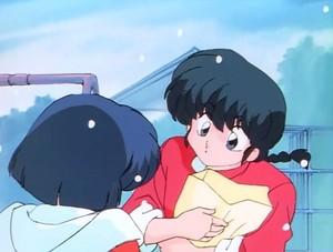 Ranma and Akane _Christmas