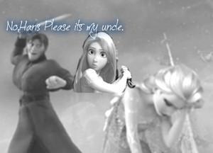 Rapunzel's Nighitmare