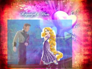 Rapunzel x Hans