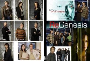 ReGenesis DVD cover