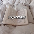 My Escape ♡ - reading photo