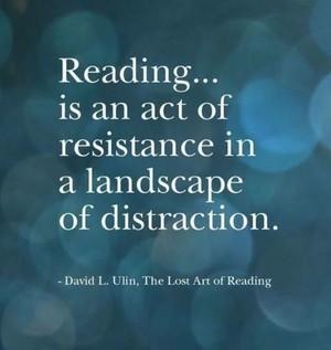❤ Reading ❤