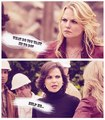 Swan Queen Love - regina-and-emma fan art