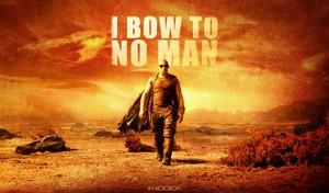 I bow to no man