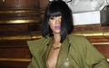 Rihanna Balmain fashion week - rihanna wallpaper