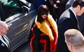 Rihanna Miu miu fashion week - rihanna wallpaper