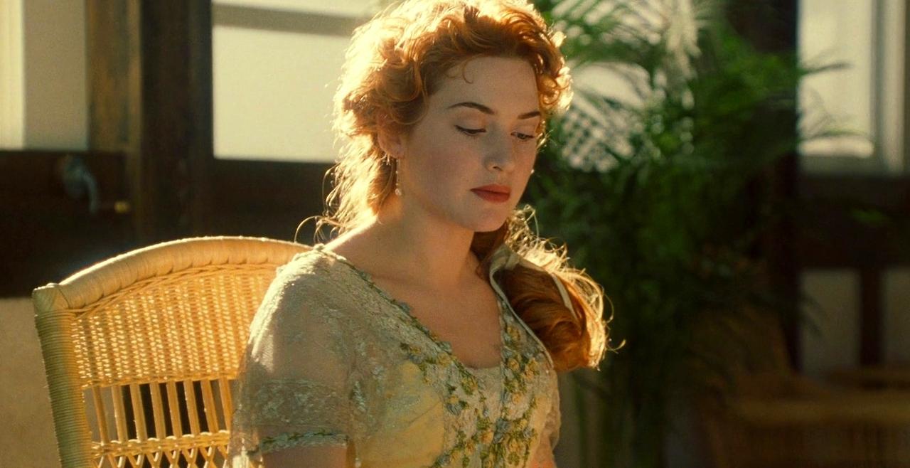 Titanic rose movie