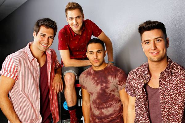 Big Time Rush 2013 Photoshoot