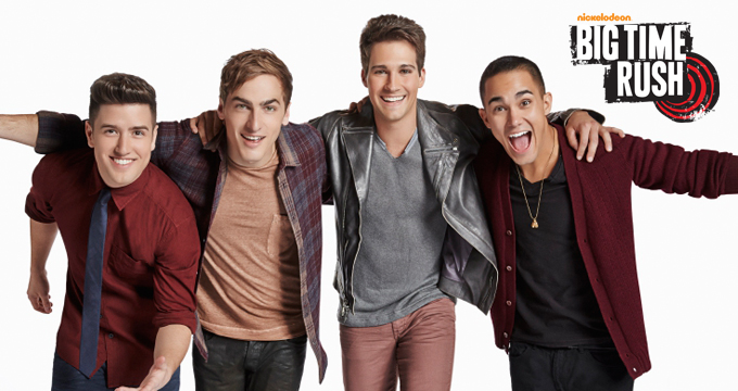 Big Time Rush :P