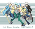 bakura's--------------