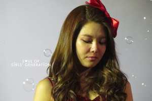 Crying SooYoung