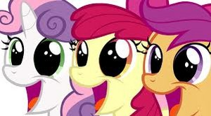 Cutie mark crusaders