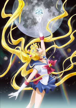 Sailor Moon Crystal - First Look!