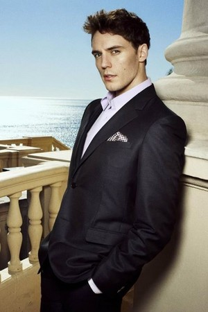 Sam claflin photoshoot