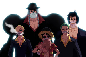 *Strawhats*