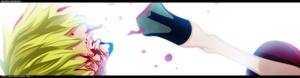*Sanji / Violet*