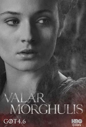 Sansa Stark - Character poster