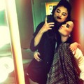 Selena Gomez post on Instagram of her and Demi  - selena-gomez-and-demi-lovato photo