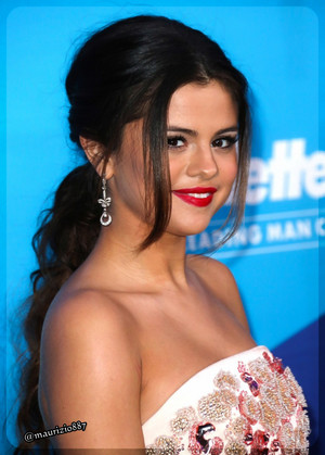 Selena Gomez United4:Humanity Event