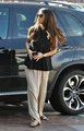 Selena Gomez arriving at a business meeting in LA (March 5) - selena-gomez photo