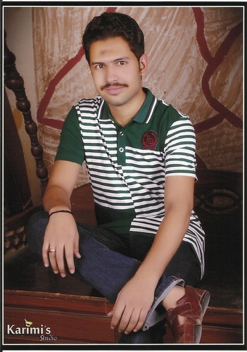 Shahid Afridi fond d'écran titled waqasarain