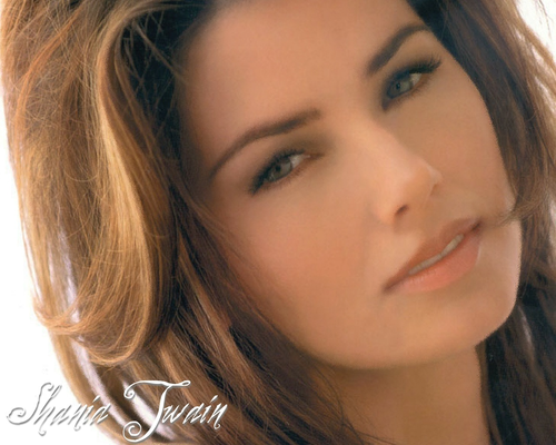 Shania Twain wallpaper containing a portrait entitled Shana Twain