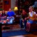 Sheldon, Amy, Leonard and Penny