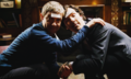 John and Sherlock Drunk - sherlock-on-bbc-one photo