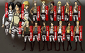 All main characters - shingeki-no-kyojin-attack-on-titan photo