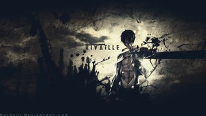 Rivaille wallpaper