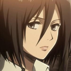 Attack on titan, Mikasa