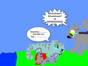 Silverstream death scene