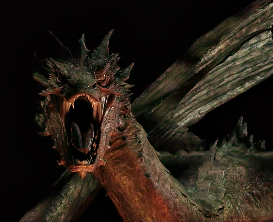 Smaug The Desolation of Smaug