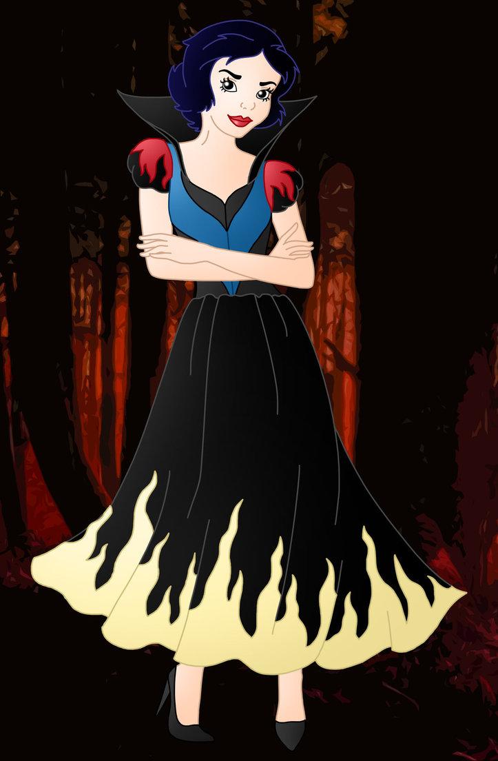 evil snow white