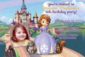 invite for party