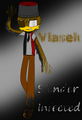 .:::The Slender Infected OYO:::. (Gift for TakTheFox) - sonic-fan-characters fan art