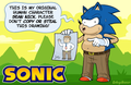 Copyright to sonic