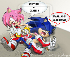 Marriage oder Death