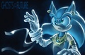 Sonic as a Ghost - sonic-the-hedgehog photo