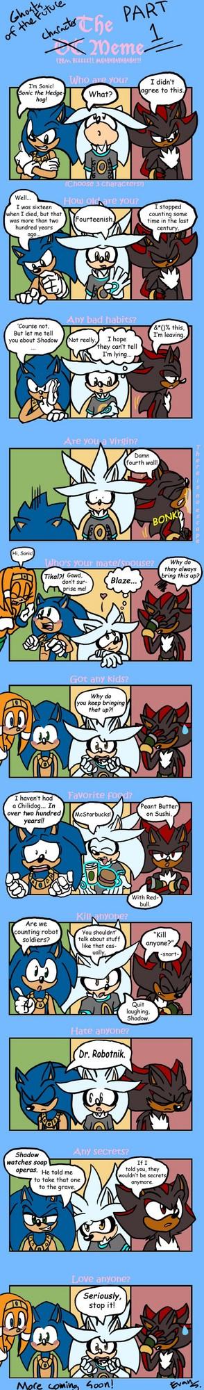 Sonic, Shadow