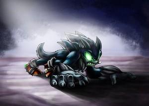 Sonic T. Werehog