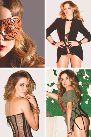Sophia Bush for Maxim magazine.