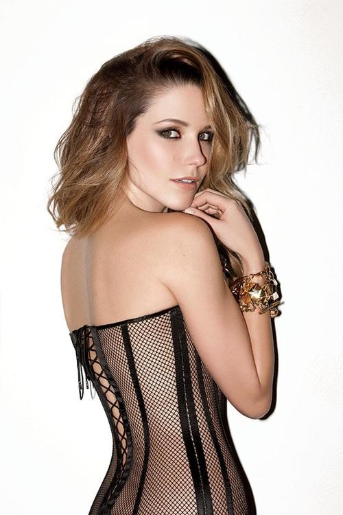 Sophia arbusto, bush - Maxim magazine - April 2014