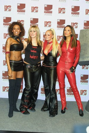 The Spice Girls - MTV European âm nhạc Awards 2000