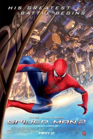 New Poster of The Amazing Spider-Man 2