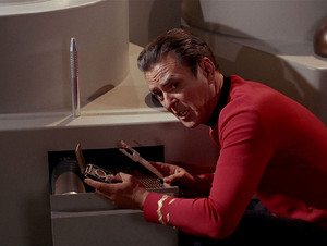 Scotty star, sterne Trek