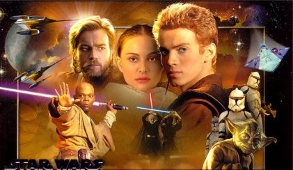 Geonosis Battle Star Wars Attack Of The Clones Photo 36748035