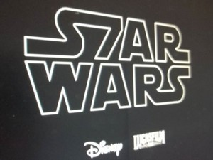 étoile, star Wars VII New Logo?